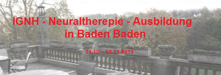 IGNH Baden Baden 2019